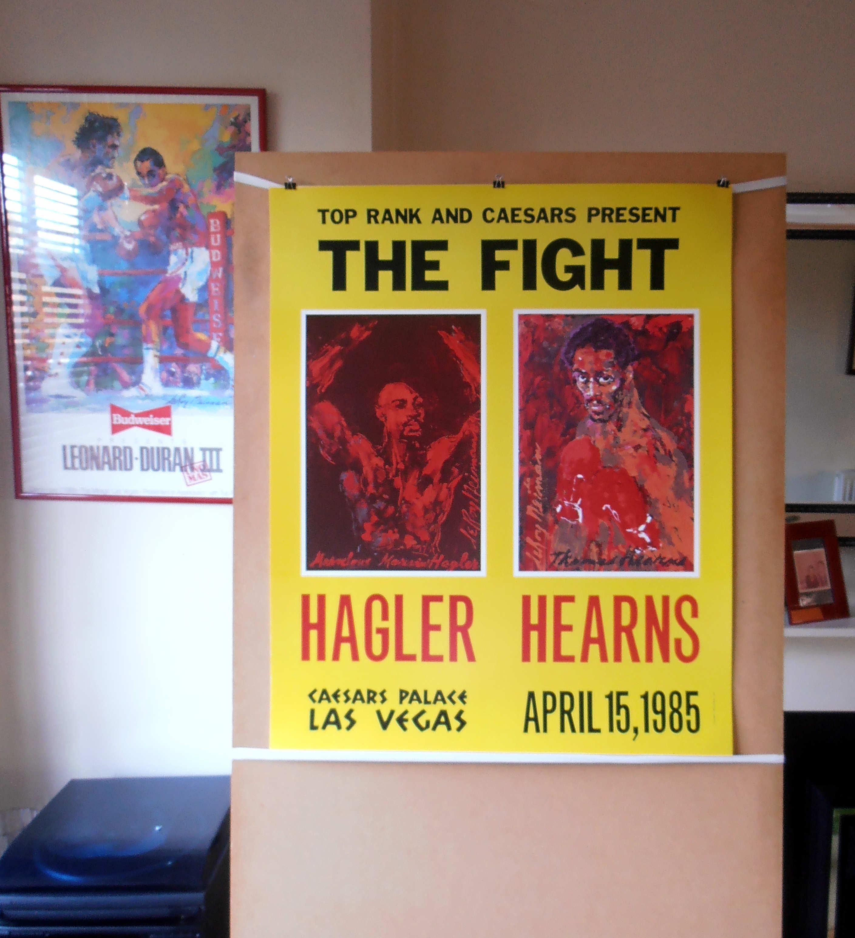 marvin hagler vs hearns