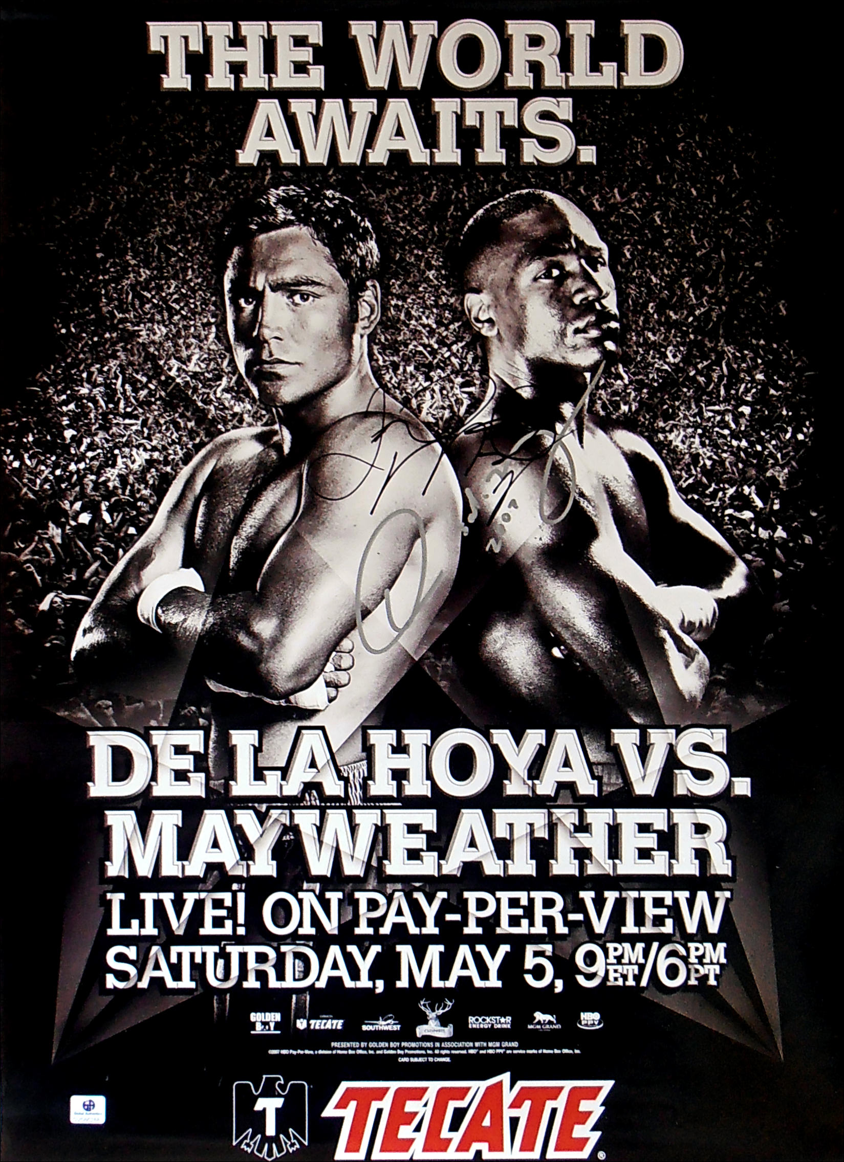 T Mobile Arena Suites in addition Resume Mayweather Vs Pacquiao further 1188 Floyd Mayweather Jr Vs Conor Mcgregor together with Floyd Mayweather The Money May Dance additionally Wba Refuse To Sanction Floyd Mayweather Vs Conor Mcgregor. on oscar de la hoya letter to mayweather