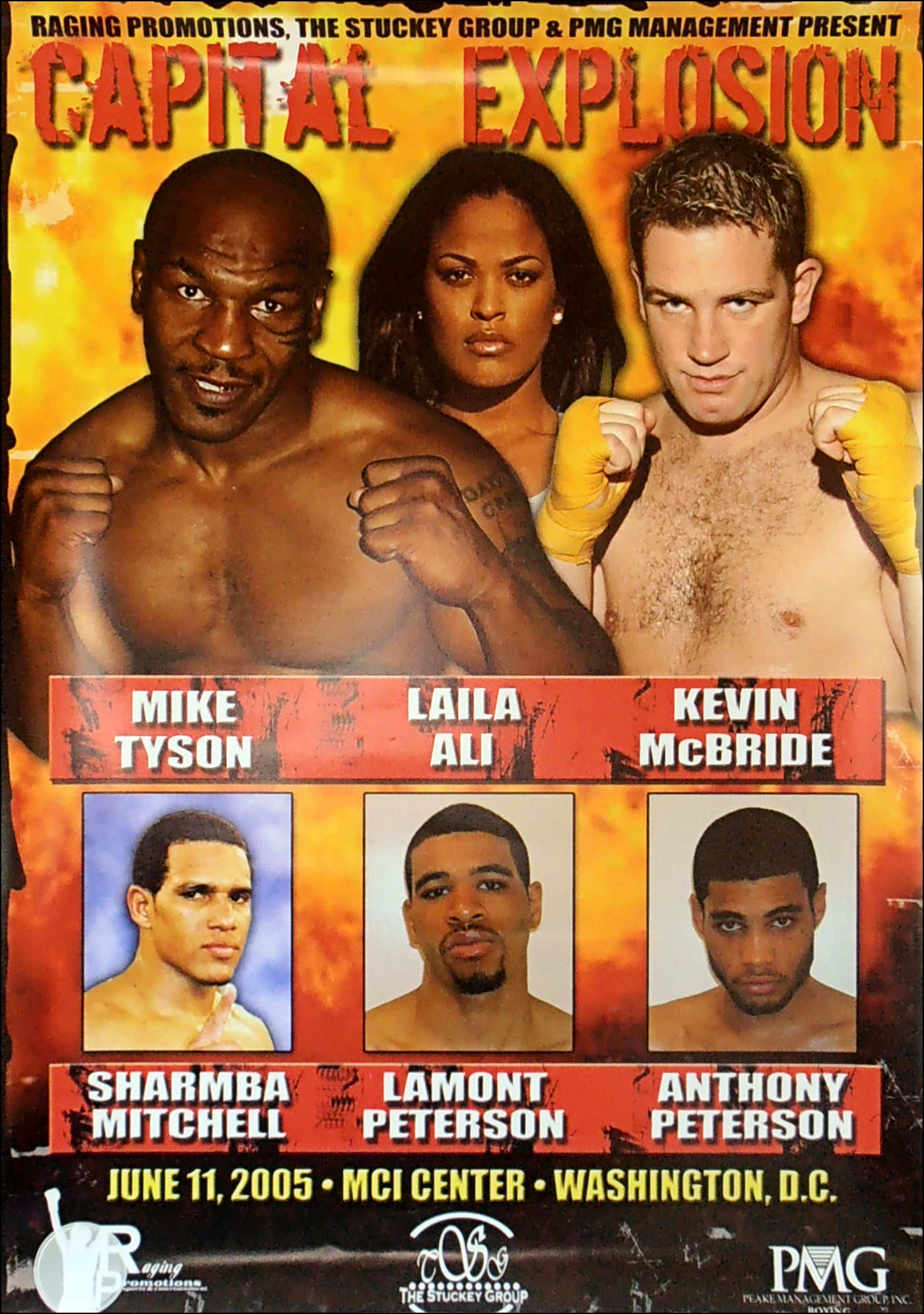 Mike tyson vs kevin mcbride